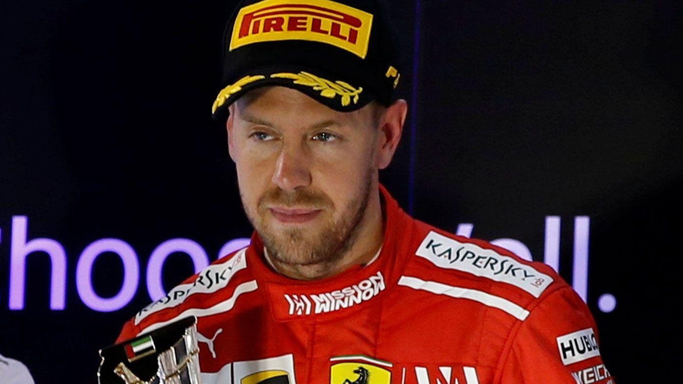 Sebastian Vettel opens up on nightmare F1 season, Hamilton rates Verstappen