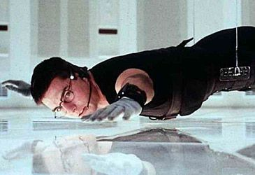 Daily Quiz: August 2, 2018: What is the name of Tom Cruise's character in Mission: Impossible?