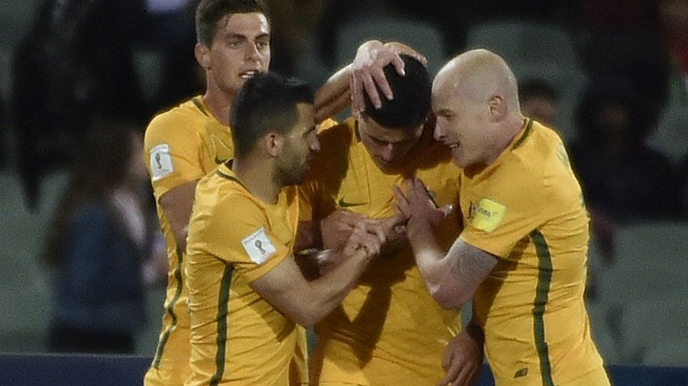 Socceroos down Saudis in Cup qualifier