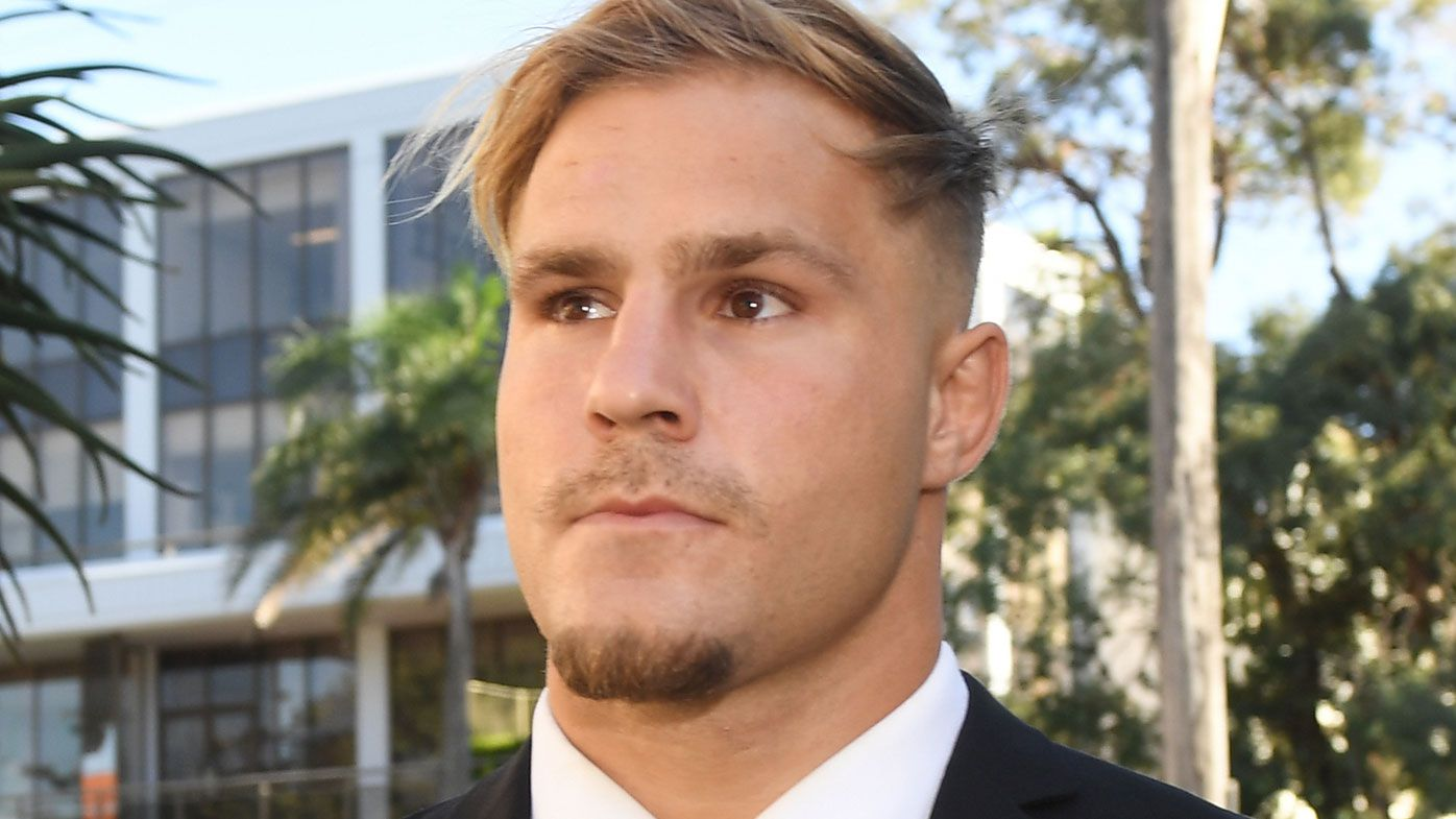 Jack de Belin refuses to stand down as St George Illawarra prepare for legal battle with ARLC