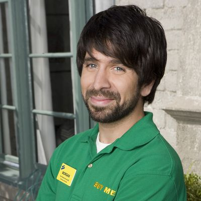 Joshua Gomez as Morgan Grimes: Then