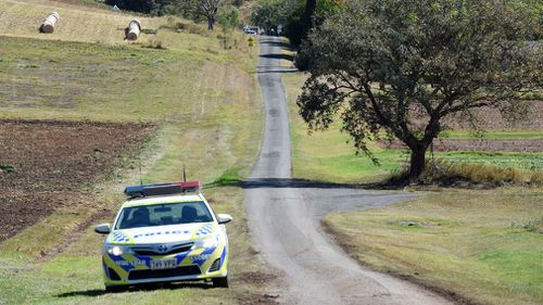 Jayde's body was found in a field in Gatton in August 2015. (AAP)