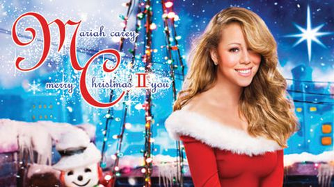Mariah Carey Christmas Album.Exclusive Listen To Mariah Carey S Brand New Christmas