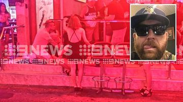 American charged with manslaughter of Aussie to face court