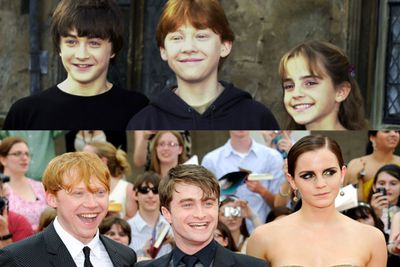 For the past decade, audiences around the world have watched Daniel Radcliffe, Emma Watson and Rupert Grint transform from unknown child actors to bonafide movie stars, commanding millions per movie. <br/><br/>MovieFIX looks at the physical transformations of the three lead <i>Harry Potter</i> stars, and where we'll see them next.
