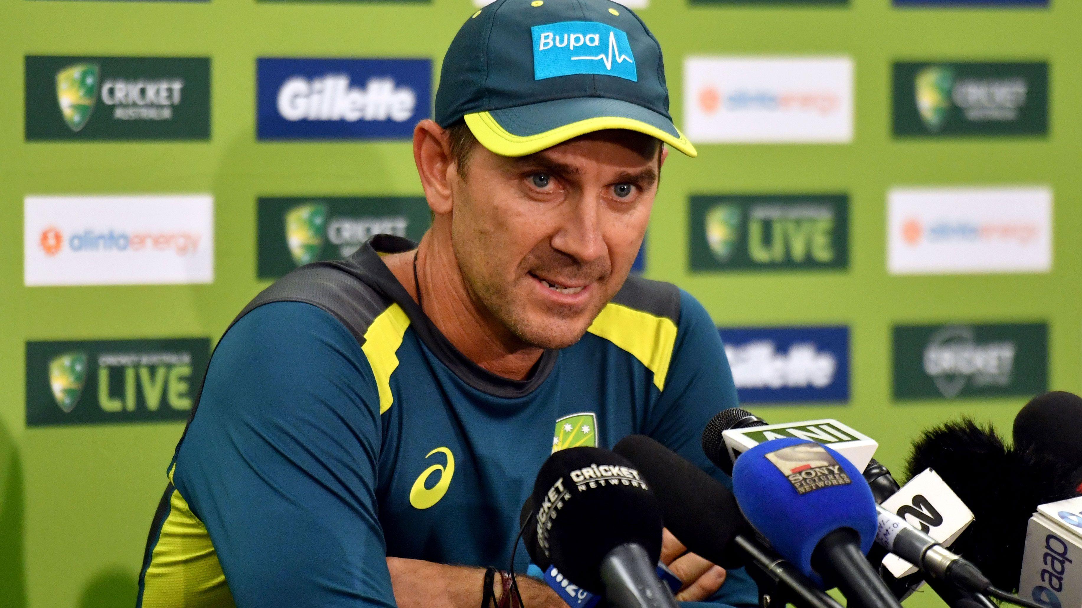 Justin Langer speaks about rebuilding the damage done to Australian cricket