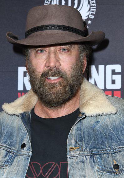 Nicolas Cage, Joe Exotic, Amazon series