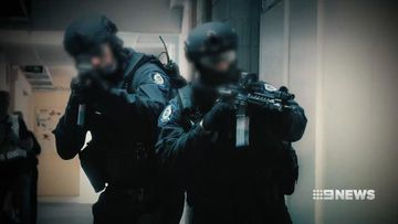 Inside Perth's toughest police team