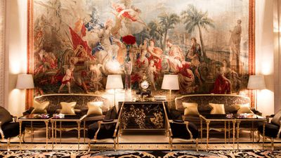 Breathtaking hotels that double as art galleries