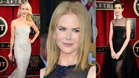 In pics: 2013 Screen Actors Guild Awards red carpet