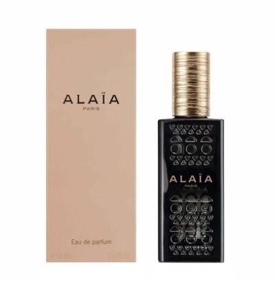 "<p>Scent</p> <p><a href=""http://shop.davidjones.com.au/djs/en/davidjones/alaia-paris-eau-de-parfum-50ml"" target=""_blank"" draggable=""false"">Alaïa Alaia Paris Eau De Parfum 50ml, $130</a></p> <p>&nbsp;</p> <p>&nbsp;</p>"