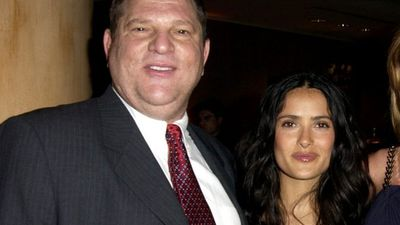 Harvey Weinstein responds to Salma Hayek's allegations
