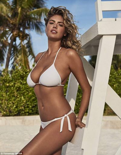 "<p>If there's one thing Kate Uptown knows how to do, it's rock a swimsuit.</p> <p>The model's killer curves take centre stage as she fronts Yamamay's new swimwear collection,&nbsp;on Aruba island island no less.&nbsp;</p> <p>The&nbsp;Sports Illustrated&nbsp;bombshell showcased the brand's new Sculpt Swimwear line, modelling everything from flattering one-pieces to uplifting bikinis.</p> <p>The 25 year-old <em>Other Woman </em>star is no stranger to the Italian-based brand. Upton recently stunned in Yamamay's latest lingerie collection. </p> <p>""The sensuality and femininity of&nbsp;@kateupton&nbsp;reflect our idea of&nbsp;#ConfidentBeauty,"" the brand explained in a statement. ""Nobody but her could be the face for the new&nbsp;#Yamamay&nbsp;#SpringCollection"".</p> <p>Click through to see Upton turning heads once again in her latest role.</p>"