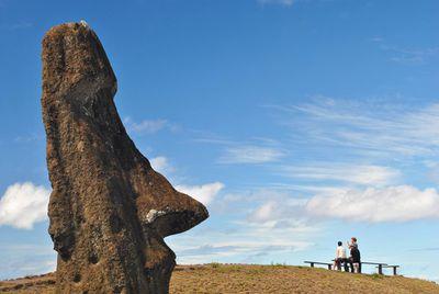 3. Rapa Nui National Park, Chile