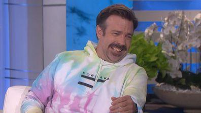Jason Sudeikis appeared on Ellen to discuss his children.
