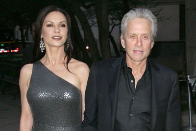 <p>Age gap: 25 years</p>Catherine and Michael share the same birthday.<p>Although they're about a quarter of a century out.</p>