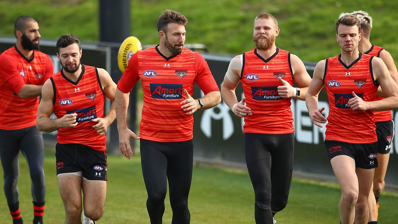 EXCLUSIVE: Shane Crawford says AFL's decision to force Essendon to play without stars will 'wreck their season'