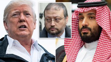 US President Donald Trump's embrace of Saudi Arabia has exposed a foreign policy rift in the Republican Party.