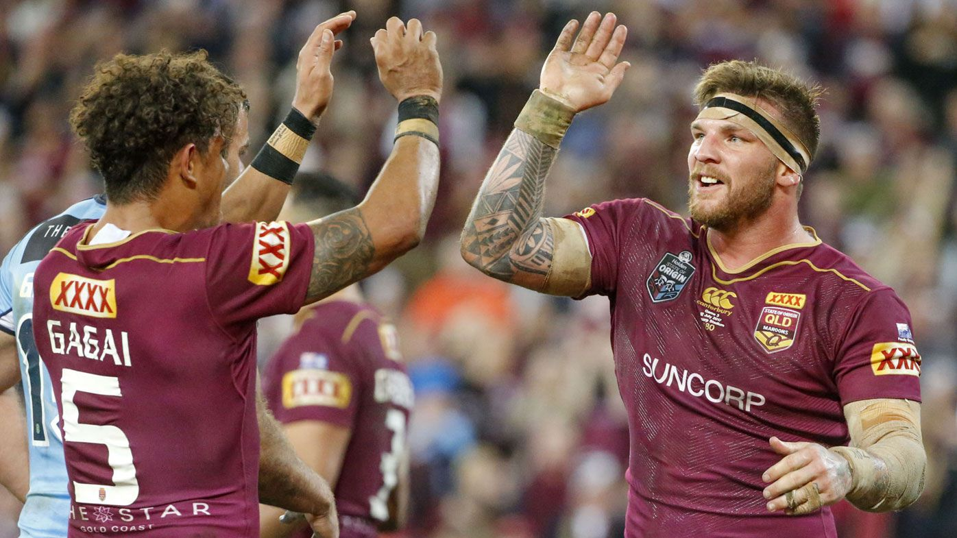 Queensland lock Josh McGuire dismisses State of Origin injury fear