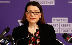 Breaking news and updates: Victorian premier says health minister Jenny Mikakos' resignation 'appropriate'; No community transmission in NSW for 24 hours; Victoria records 12 new cases and one death