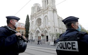 Nice attack: Second person arrested in France after three killed in church