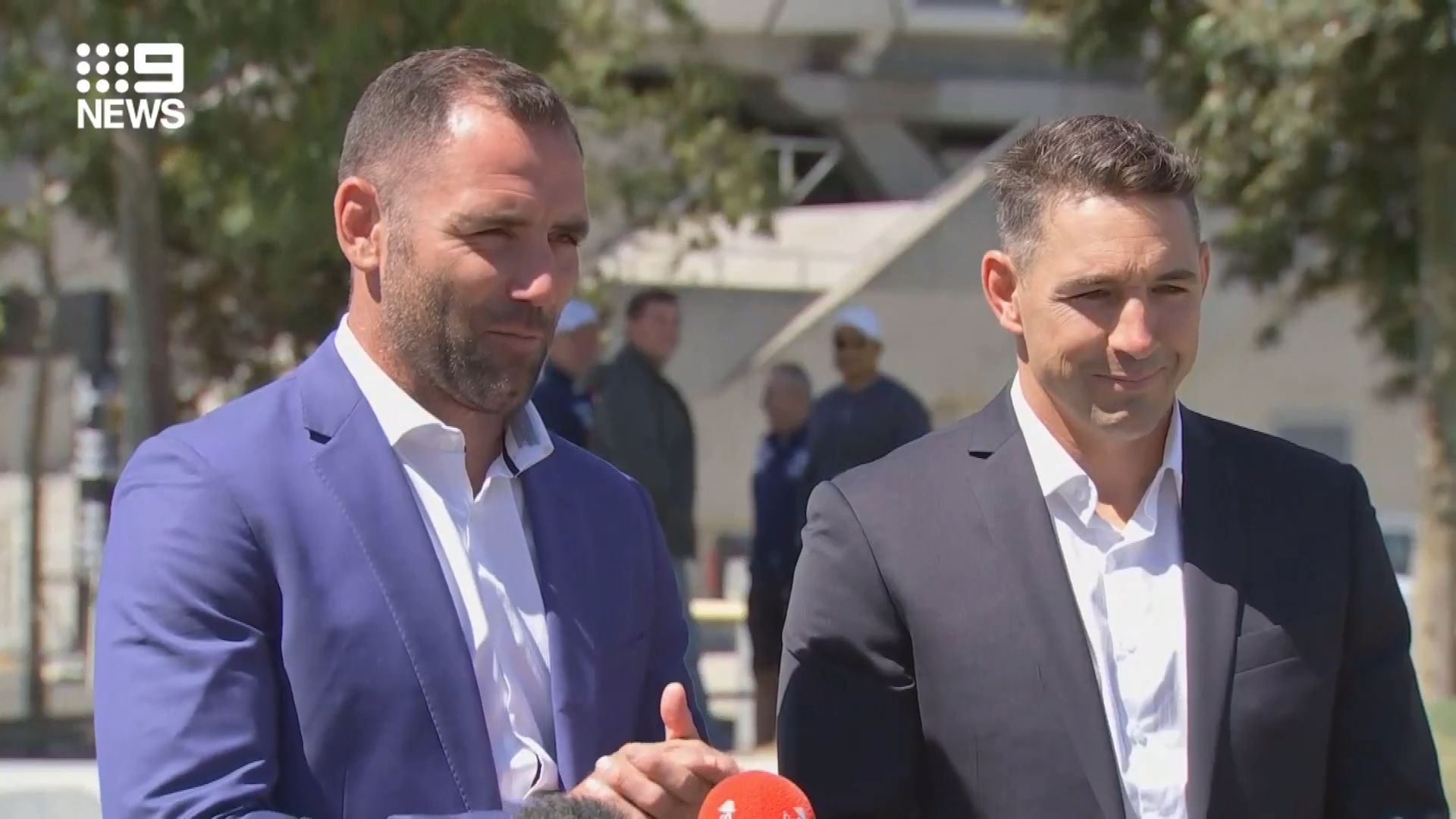 'We're playing a sport here': Brad Fittler's big reality check for Cam Smith gamesmanship critics