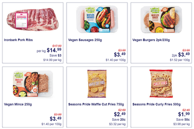 This week at Aldi you'll find some new and interesting dinner options.
