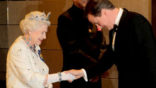 Queen spoke on Scottish independence after Cameron request