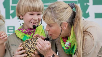 """The Australian of the Year will be announced on January 26, 2015. Here are some of the local nominees who may be considered. <b _tmplitem=""""1"""">Terri Irwin, Queensland finalist</b><br _tmplitem=""""1""""> Devoted conservations who continues to run Australia Zoo that she took over with her late husband Steve Irwin more than 20 years ago. (Image: Getty)"""