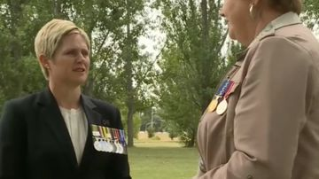 All-female contingent to march together on Anzac Day
