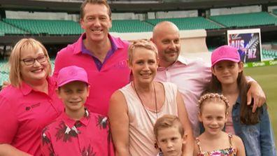 McGrath foundation to help support firies