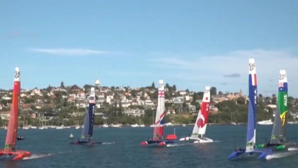 EXCLUSIVE: Australia's SailGP helmsman Tom Slingsby eyes redemption against Sir Ben Ainslie