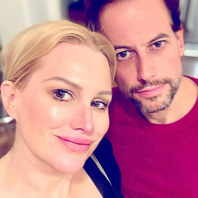 Ioan Gruffudd files for divorce from Alice Evans.