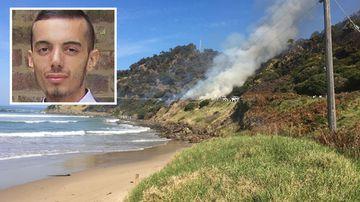 Burn-off underway in unusual hunt for murder clues