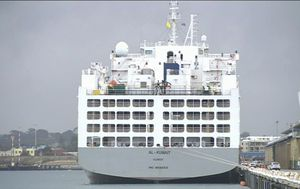 Al Kuwait: Future of coronavirus-stricken livestock ship to be decided in days