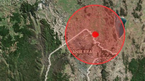 'Felt like my house was going to explode': Canberra rattled by earthquake