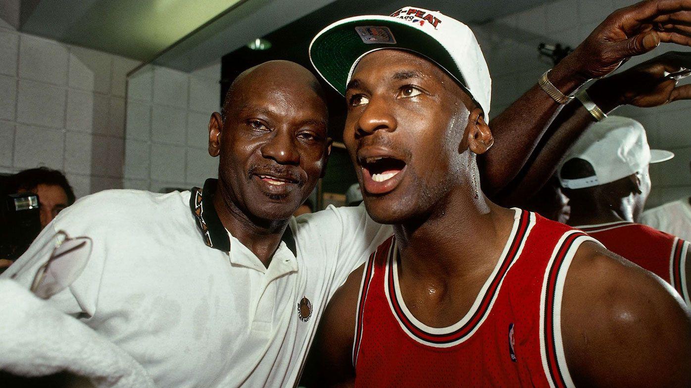 James Jordan Sr., Michael Jordan