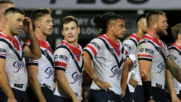 Sydney Roosters round one 2020