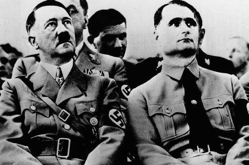 Rudolf Hess conspiracy theory debunked by DNA evidence