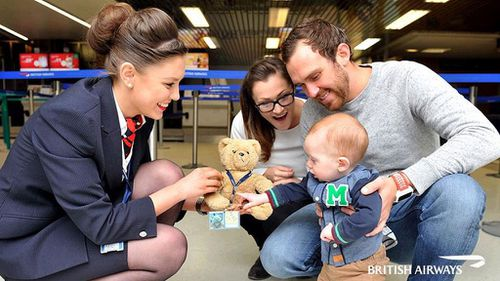 British Airways gives boy's beloved teddy bear the trip of a lifetime