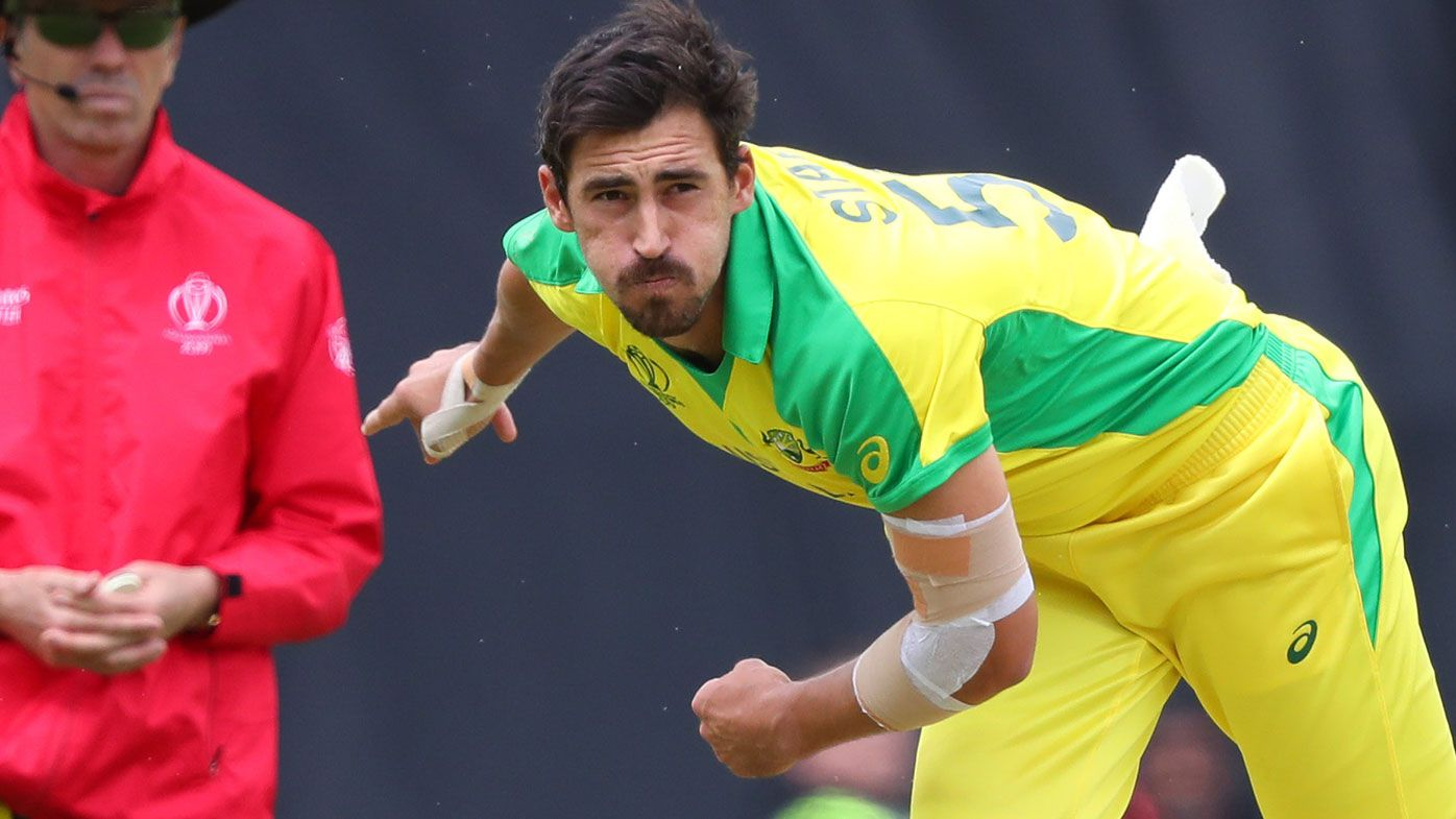 Mitchell Starc's equals Glenn McGrath's wickets record after prolific World Cup