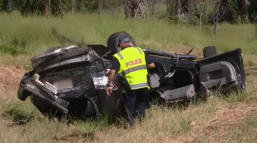 Wayne said he was sure the crash would be a fatality.