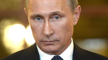 Pressure building on Russia President Valdimir Putin over his stance on MH-17. (Getty Images)