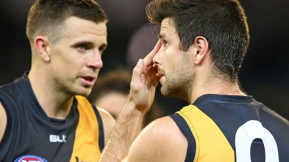 Tigers skipper Cotchin to have surgery