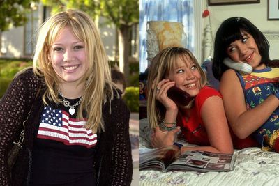 Hilary Duff: Then