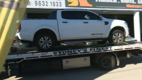 Sydney money-laundering syndicate NSW Police raids cars drugs cash clothes seized crime news Australia