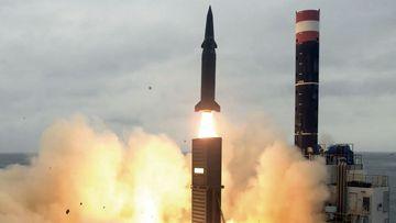 North Korea preparing to launch ballistic missile