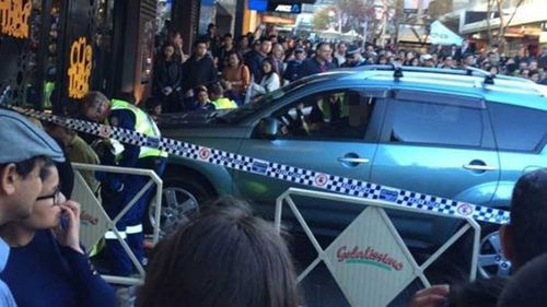 Two people remain in hospital following the crash. (9NEWS)