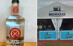Apollo Bay Distillery recalls bottle of gin after discovering it was filled with hand sanitiser
