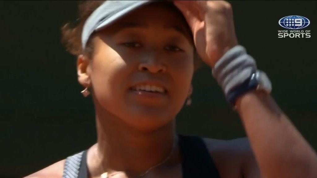 Mari Osaka attempts to explain Naomi's Roland-Garros media ban, 'probably made the situation worse'